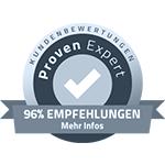 Opiniones de expertos probados: 96% recomendaciones para Papershift